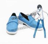 デビルサバイバー2 DEVIL SURVIVOR 2 久世響希風 くぜひびき コスプレ靴 ブーツ