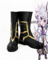 Fate/Grand Order フェイト・グランドオーダー Caster マーリン風 Merlin コスプレ靴 ブーツ