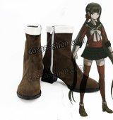 ニューダンガンロンパV3 みんなのコロシアイ新学期 春川魔姫風 はるかわまき コスプレ靴 ブーツ