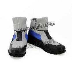 画像1: ヴォルトロン Voltron: Legendary Defender ランス風 Lance コスプレ靴 ブーツ