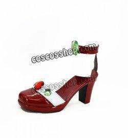 画像4: 天元突破グレンラガン ニア風 コスプレ靴 ブーツ