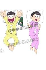 おそ松さん 松野十四松&松野トド松風 ●等身大 抱き枕カバー