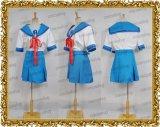 涼宮ハルヒの憂鬱風 女子制服 夏 半袖 ●コスプレ衣装