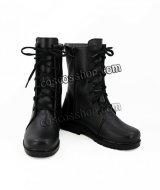 トゥームレイダー Tomb Raider ララ・クロフト風 Lara Croft コスプレ靴 ブーツ
