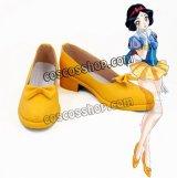 ハロウィン 白雪姫風 美少女戦士 コスプレ靴 ブーツ