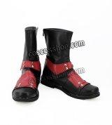 デッドプール Deadpool Marvel ウェイド・ウィルソン デッドプール風 04 コスプレ靴 ブーツ