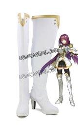 Fate/Extella Link フェイト/エクステラ リンク スカサハ風 ランサー 師匠 コスプレ靴 ブーツ
