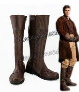 Firefly ファイヤーフライ 宇宙大戦争 マルコム・レイノルズ風 コスプレ靴 ブーツ