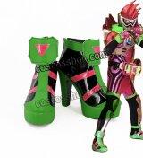ヒーロー アクションゲーマー レベル2風 コスプレ靴 ブーツ