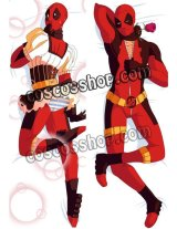 デッドプール Deadpool Marvel ウェイド・ウィルソン デッドプール風 ●等身大 抱き枕カバー