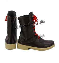 画像3: 東方Project 八雲紫風 コスプレ靴 ブーツ