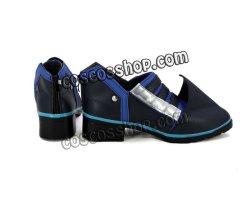 画像3: エルソード ELSWORD ル・シエル風 恐怖の君主 コスプレ靴 ブーツ