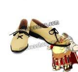 Fate/Grand Order ガイウス・ユリウス・カエサル風 コスプレ靴 ブーツ