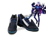 エルソード ELSWORD ル・シエル風 恐怖の君主 コスプレ靴 ブーツ
