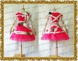 ディズニー ハロウィン パレード ポップンライブ ダンサー アイドルマミー ピンク風 コスプレ衣装
