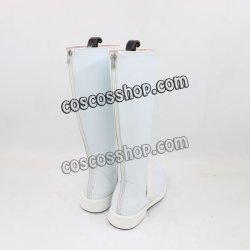 画像4: この素晴らしい世界に祝福を! ダクネス風 コスプレ靴 ブーツ