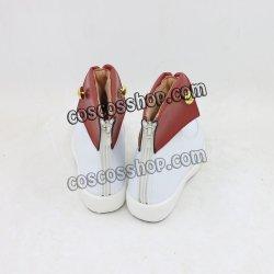 画像5: デッドマン・ワンダーランド 咲神卜卜風 ソンサク コスプレ靴 ブーツ