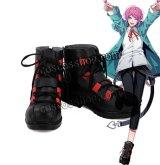 ヒプノシスマイク-Division Rap Battle- ゲーム(仮) 飴村乱数風 イージーアール コスプレ靴 ブーツ