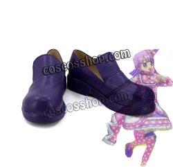 画像1: アイドルタイムプリパラ 真中らぁら風 コスプレ靴 ブーツ