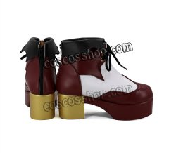 画像3: マクロスΔ レイナ·フラウラー風 コスプレ靴 ブーツ