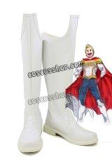 僕のヒーローアカデミア 通形 ミリオ風 コスプレ靴 ブーツ