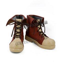 画像2: グランブルーファンタジー GRANBLUE FANTASY ケルベロス風 コスプレ靴 ブーツ