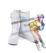 Fate/Grand Order フェイト・グランドオーダー  ビィビィ風 コスプレ靴 ブーツ