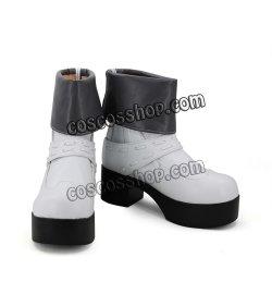 画像2: ファイナルファンタジーXIV FF14風 コスプレ靴 ブーツ