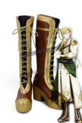 IDOLiSH7 アイドリッシュセブン 六弥ナギ風 02 コスプレ靴 ブーツ