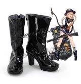 少女前線 Girls Frontline M870風 コスプレ靴 ブーツ