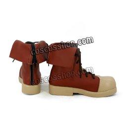 画像3: グランブルーファンタジー GRANBLUE FANTASY ケルベロス風 コスプレ靴 ブーツ