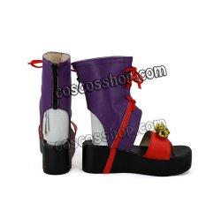 画像3: 陰陽師 おんみょうじ 神楽風 かぐら コスプレ靴 ブーツ