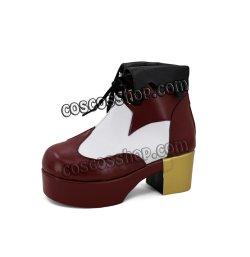 画像4: マクロスΔ レイナ·フラウラー風 コスプレ靴 ブーツ