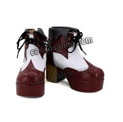 画像2: マクロスΔ レイナ·フラウラー風 コスプレ靴 ブーツ