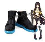 少女前線 Girls Frontline RO635風 コスプレ靴 ブーツ