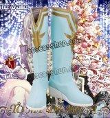 IDOLiSH7 アイドリッシュセブン 百風 04 コスプレ靴 ブーツ