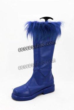 画像4: 転生したらスライムだった件 リムル·テンペスト風 コスプレ靴 ブーツ