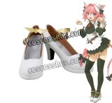 Fate/Grand Order フェイト・グランドオーダー アストルフォ風 コスプレ靴 ブーツ