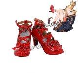 Fate/Grand Order フェイト・グランドオーダー アビゲイル・ウィリアムズ風 コスプレ靴 ブーツ