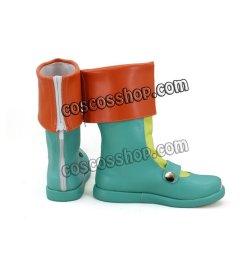 画像3: ぷよぷよ! リデル風 コスプレ靴 ブーツ