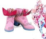 エルソード 艾尔之光laby風 コスプレ靴 ブーツ