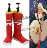 Fate/Grand Order フェイト・グランドオーダー アルテラ・ザ・サン〔タ〕風 コスプレ靴 ブーツ