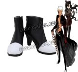 Fate/Grand Order フェイト・グランドオーダー エミヤ風 コスプレ靴 ブーツ