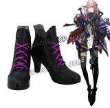 少女前線 Girls Frontline AR15風 コスプレ靴 ブーツ
