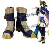 IDOLiSH7 アイドリッシュセブン 二階堂大和風 02 コスプレ靴 ブーツ