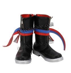 画像2: IDOLiSH7 アイドリッシュセブン 九条天風 02 コスプレ靴 ブーツ
