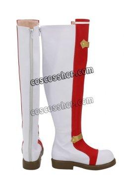 画像3: ファイアーエムブレム 封印の剣 リリーナ風 コスプレ靴 ブーツ