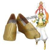 Fate/EXTELLA 玉藻の前風 02 コスプレ靴 ブーツ