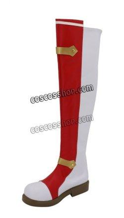 画像4: ファイアーエムブレム 封印の剣 リリーナ風 コスプレ靴 ブーツ