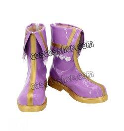 画像2: バンドリ! 市ヶ谷 有咲風 コスプレ靴 ブーツ